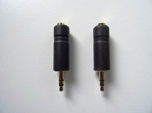Balance to Stereo Adapters